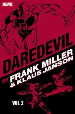 Daredevil by Frank Miller & Klaus Janson - Volume 2