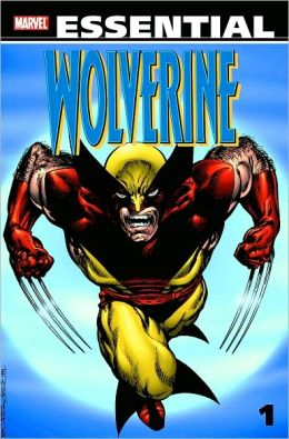 Essential Wolverine - Volume 1