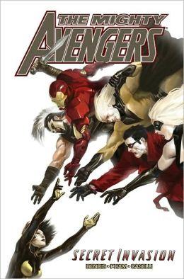 Mighty Avengers - Volume 4: Secret Invasion - Book 2