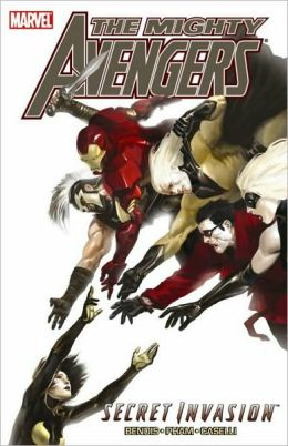 Mighty Avengers - Volume 4: Secret Invasion - Book 2