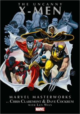 The Uncanny X-Men Marvel Masterworks, Volume 1