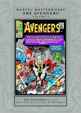 The Avengers Marvel Masterworks, Volume 2