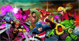 Mighty Avengers: Earth's Mightiest