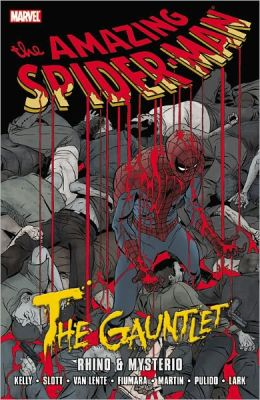 Spider-Man: The Gauntlet Volume 2 - Rhino & Mysterio