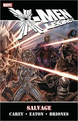 X-Men Legacy: Salvage