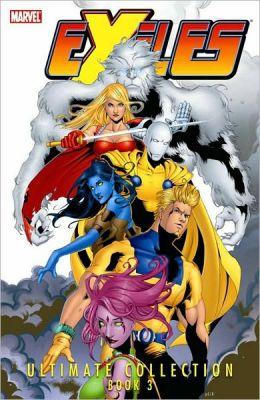 Exiles Ultimate Collection - Book 3