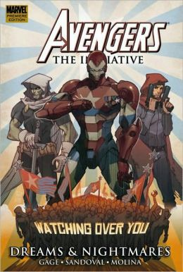 Avengers: The Initiative - Dreams & Nightmares