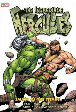 Incredible Hercules: Smash of the Titans