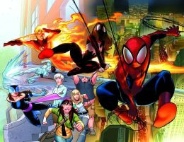 Ultimate Comics Spider-Man - Volume 1: The World According to Peter Parker