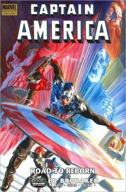 Captain America: Road to Reborn