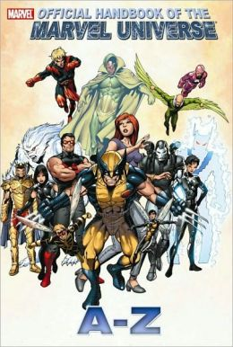 Official Handbook of the Marvel Universe A To Z - Volume 13