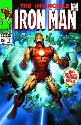 The Invincible Iron Man - Volume 2