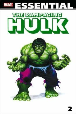 Essential Rampaging Hulk - Volume 2