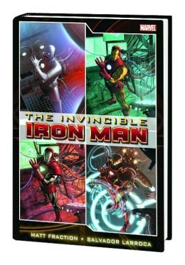 Invincible Iron Man - Volume 1