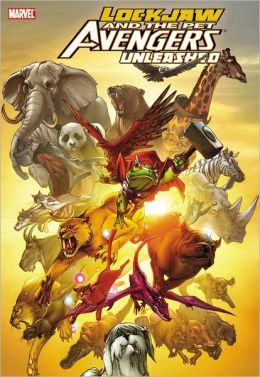 Lockjaw & the Pet Avengers Unleashed