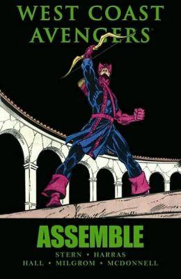 Avengers: West Coast Avengers Assemble