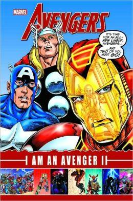 Avengers: I am an Avenger II