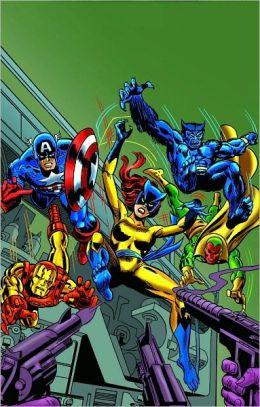 Essential Avengers - Volume 7