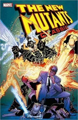 New Mutants Classic - Volume 5
