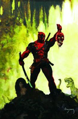 Deadpool - Merc With a Mouth: Head Trip