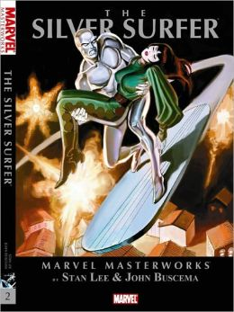 The Silver Surfer Marvel Masterworks, Volume 2