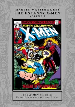 The Uncanny X-Men Marvel Masterworks, Volume 3