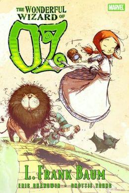 The Wonderful Wizard of Oz (Marvel Illustrated)