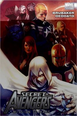 Secret Avengers Volume 1: Mission to Mars