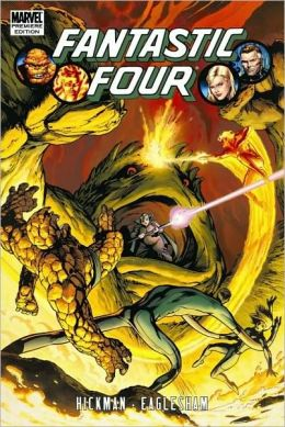 Fantastic Four by Jonathan Hickman - Volume 2