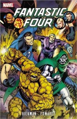 Fantastic Four by Jonathan Hickman - Volume 3