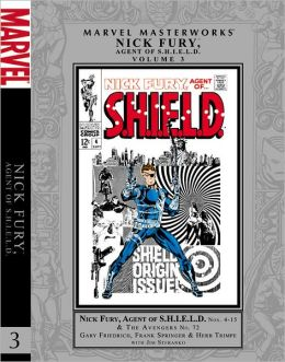 Nick Fury, Agent of S.H.I.E.L.D. Marvel Masterworks, Volume 3