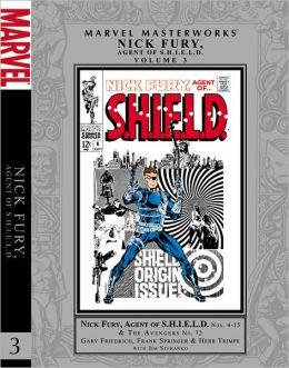 Nick Fury, Agent of S.H.I.E.L.D. Marvel Masterworks, Volume 3