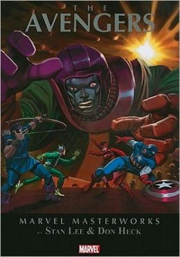 The Avengers Marvel Masterworks, Volume 3