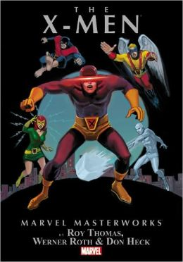 The X-Men Marvel Masterworks, Volume 4