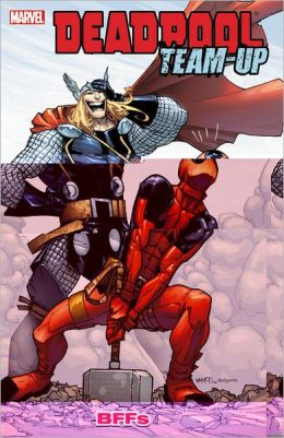 Deadpool Team-Up - Volume 3: BFFs