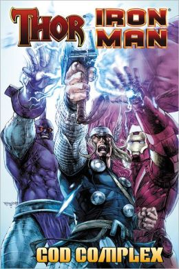 Thor/Iron Man: God Complex