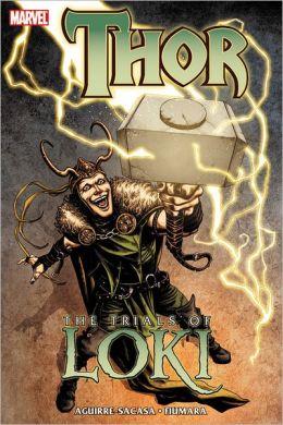 Thor: The Trials of Loki