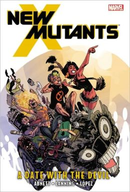 New Mutants: A Date with the Devil