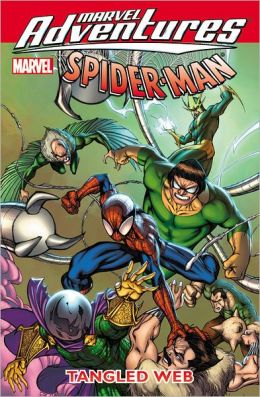 Marvel Adventures Spider-Man: Tangled Web Digest