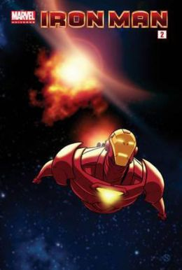 Marvel Universe Iron Man - Comic Reader 2