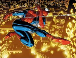 The Marvel Art of John Romita Jr.