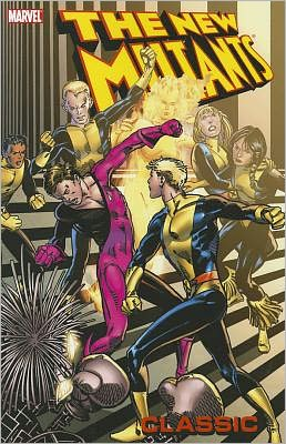 New Mutants Classic - Volume 6