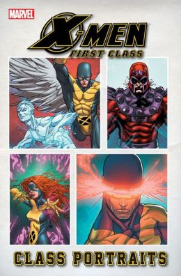X-Men: First Class: Class Portraits