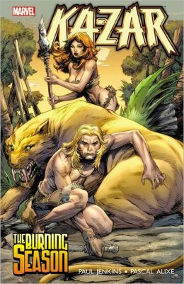 Ka-Zar: The Burning Season