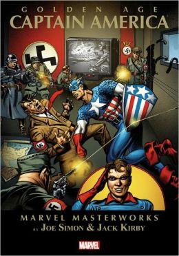 Marvel Masterworks: Golden Age Captain America - Volume 1