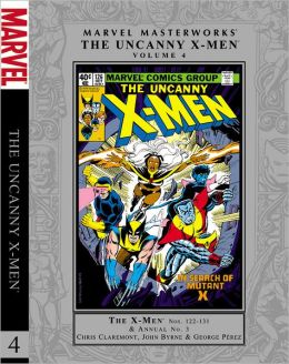 The Uncanny X-Men Marvel Masterworks, Volume 4