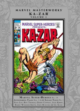 Marvel Masterworks: Ka-Zar - Volume 1