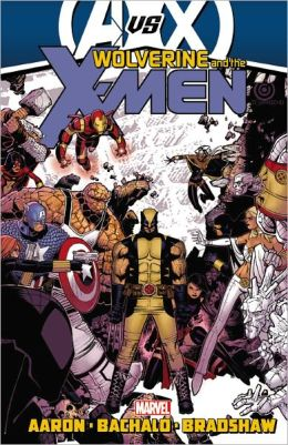 Wolverine & the X-Men by Jason Aaron - Volume 3 (AVX)