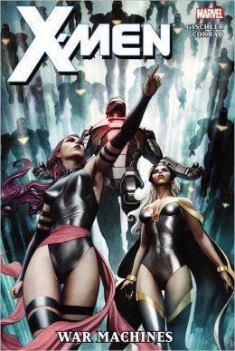 X-Men War Machines
