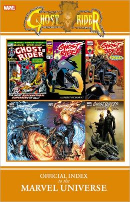 Ghost Rider: Official Index to the Marvel Universe